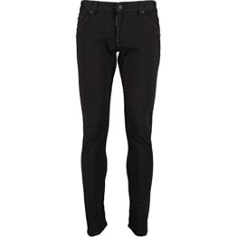 DSquared2 Sexy Twist Jean Dsquared D2 Herren Jeans schwarz -