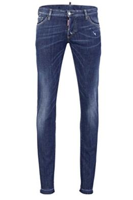 Dsquared² Herren Jeans Slim Leg NICOLO, Farbe: Blau, Größe: 50 -